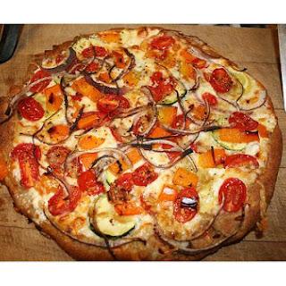 Zucchini Puffed Cheese