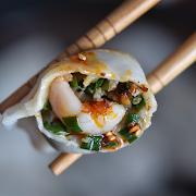 Boiled Shrimp Dumplings