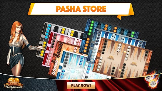 Backgammon Pasha- screenshot thumbnail