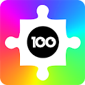 100 PICS Puzzles - Jigsaw game icon