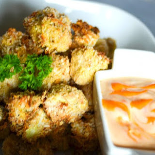 Cauliflower Cheese Panko Recipes