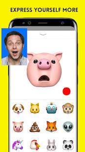 App ANIMOJI IPHONEX emoji APK for Windows Phone
