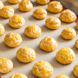 Havarti Cheese Puffs/ Gougères