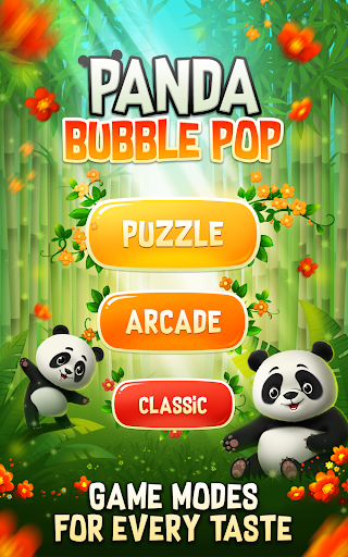 Panda Bubble Pop 1.0.15 screenshots 10