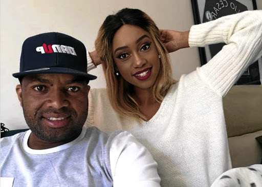 Eat your hearts out gals, Itumeleng Khune is taken