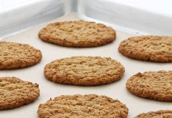 Famous Oatmeal Cookies Recipe