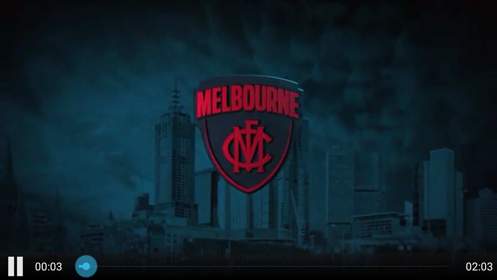 Melbourne Official App- screenshot