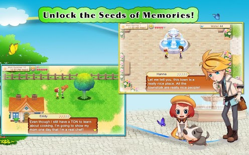 HARVEST MOON: Seeds Of Memories Screenshot