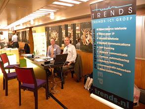 Photo: Trends ICT Groep, één van de bedrijven die zich presenteert tijdens de businessgame op de Secretaresse Groeidag.