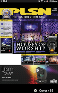 PLSN Magazine- screenshot thumbnail