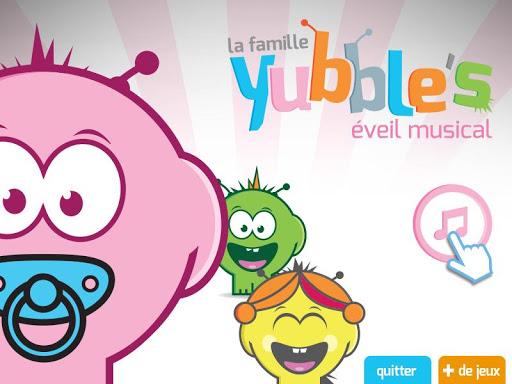 Yubble's Éveil Musical Piano