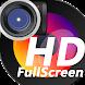 無音 HDビデオカメラ  長時間録画やHDRそして分割録画に対応した高画質無音シャッタービデオカメラ - Androidアプリ