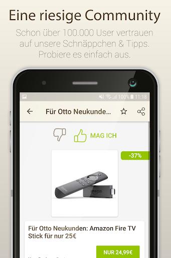 MyTopDeals - Schnäppchen App  screenshots 3