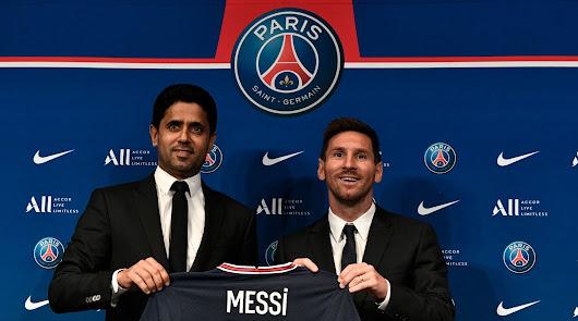 Hasta los messmísimos de Messi