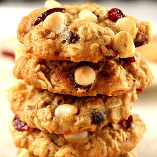 Cinnamon Oatmeal Cranberry Cookies Recipes