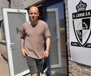 """Yoni Buyens se confie après la défaite du Lierse : """"Les Liégeois sont tous pareils, ils sont chauds"""""""