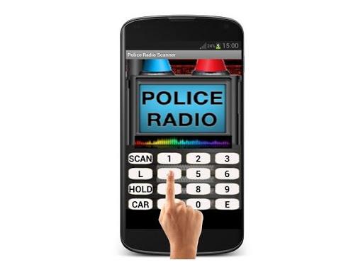 경찰 라디오