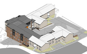 Plans revealed for 16 new Welshpool homes