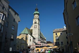 Photo: Kościół św. Mikołaja w Hall in Tirol