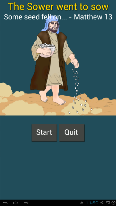 Bible Sorting Game- screenshot