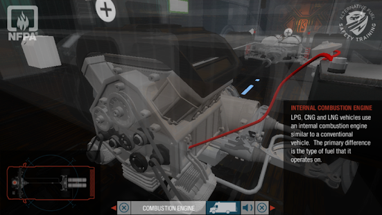 NFPA Alternative Vehicle- screenshot thumbnail