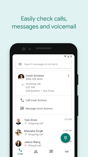 Google Voice 2019.28.255983063 screenshots 1