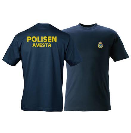 T-shirt bomull AVESTA