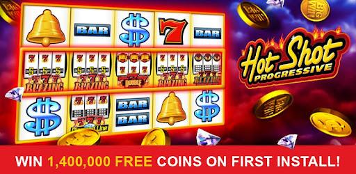 (APK) لوڈ، اتارنا Android/PC/Windows کے لئے مفت ڈاؤن لوڈ کھیل Hot Shot Casino Games - Free Slots Online screenshot