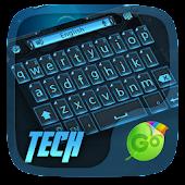 Tech GO Keyboard Theme & Emoji