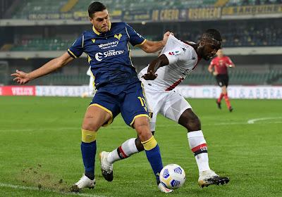 Serie A : L'Hellas Vérone a raté le coche