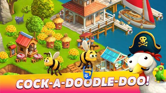 Funky Bay – Farm & Adventure game 10