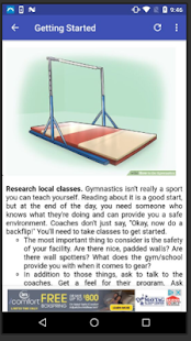 Gymnastics Training - náhled