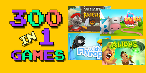 300-in-1 Free Games