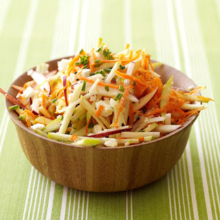 Apple and Carrot Salad.