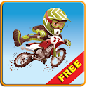 Bike Motocross Hill Climb icon