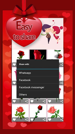 Love Stickers - Valentine  screenshots 8