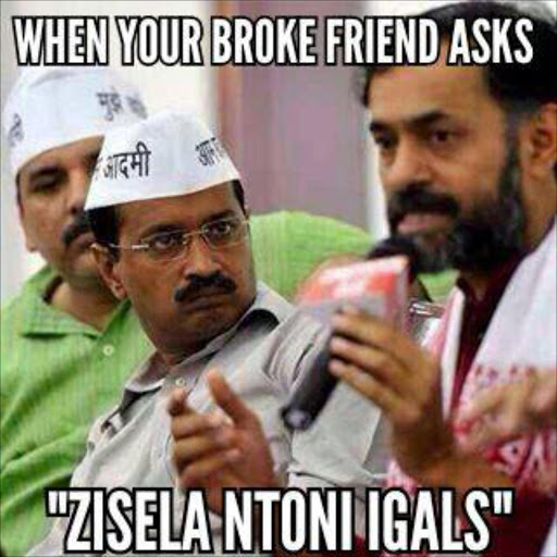 Best memes of #zirightigirls trend