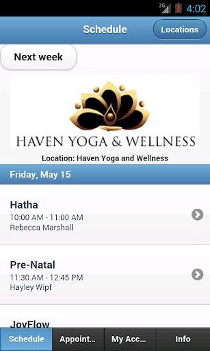 Haven Yoga Wellness