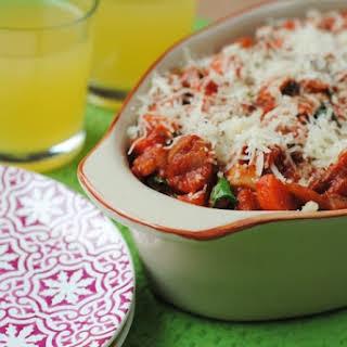 Eggplant Parmesan Without Mozzarella Recipes.