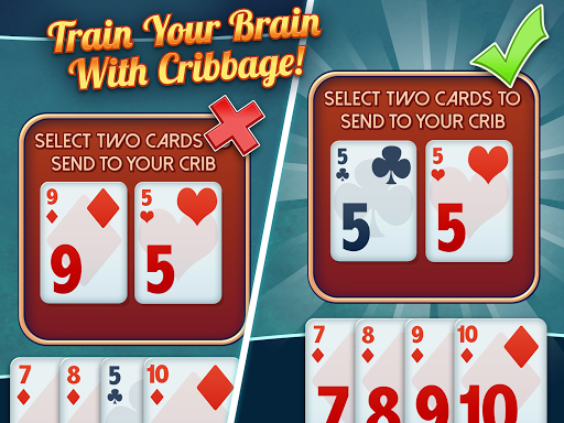 Ultimate Cribbage - Classic Board Card Game apkdebit screenshots 7