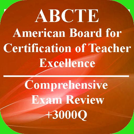App Insights: ABCTE PRO OVER 3000Q | Apptopia