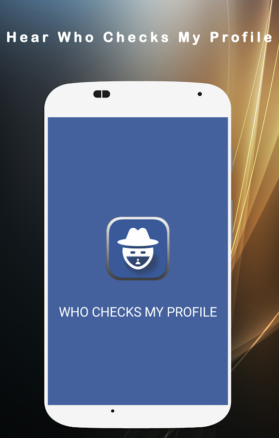 Screenshots of Who Checks My Profile for iPhone