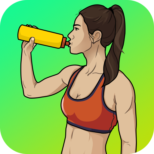 Female Workout at home - lose fat& Calorie scanner