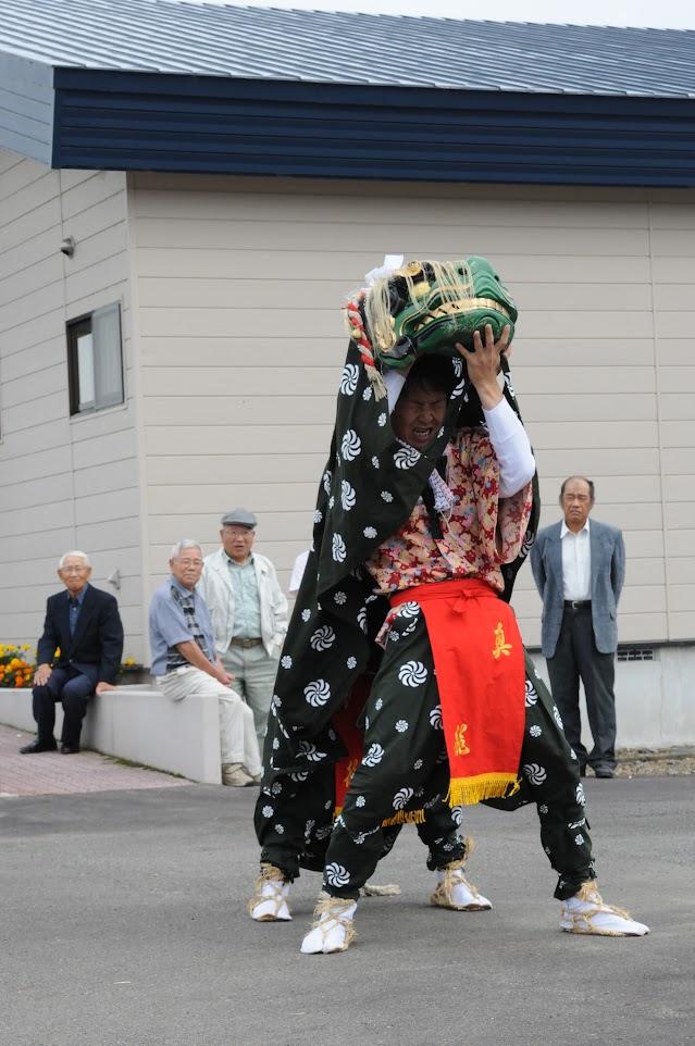 獅子舞(5)