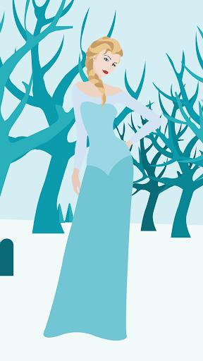 Frozen Girl Dress Up