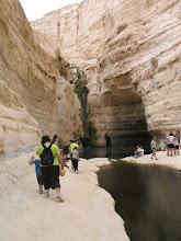 Photo: Désert du Negev : site d'Avdat