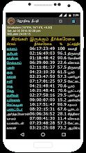 Astrology in Tamil Jyothisham screenshot thumbnail