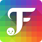 FancyKey Keyboard - Cool Fonts, Emoji, GIF,Sticker icon