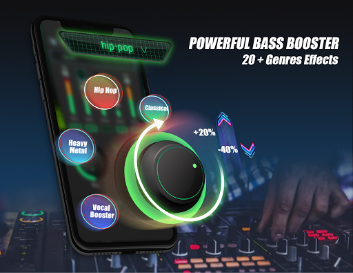 Download Equalizer Sound Booster - VAVA EQ Music Bass Boost