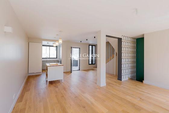Maison a louer boulogne-billancourt - 6 pièce(s) - 245 m2 - Surfyn